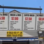 Cal Wash prices